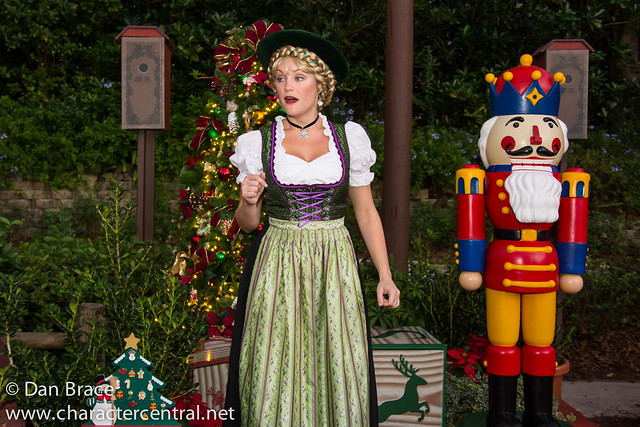 Helga and the Nutcracker
