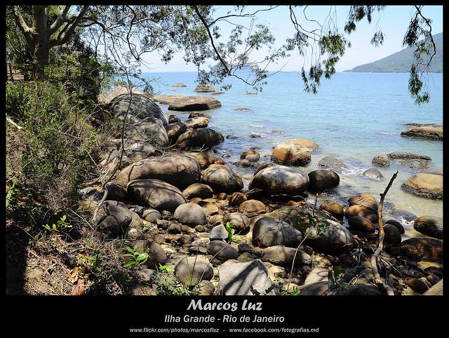 Ilha Grande - Rio de Janeiro   Marcos Luz