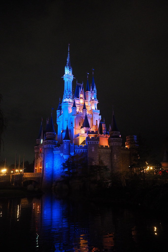 Tokyo Disney Land Castle