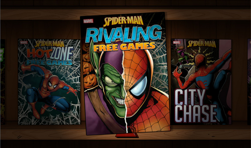 free Spider-Man: Attack of the Green Goblin bonus game