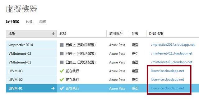 [Azure] VM - 負載平衡和高可用性-24