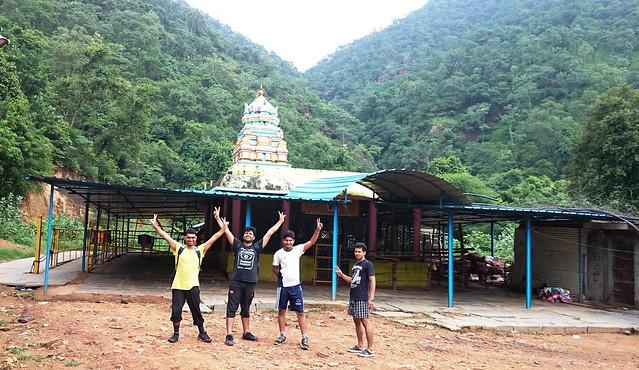 At Paavana Narsimha temple