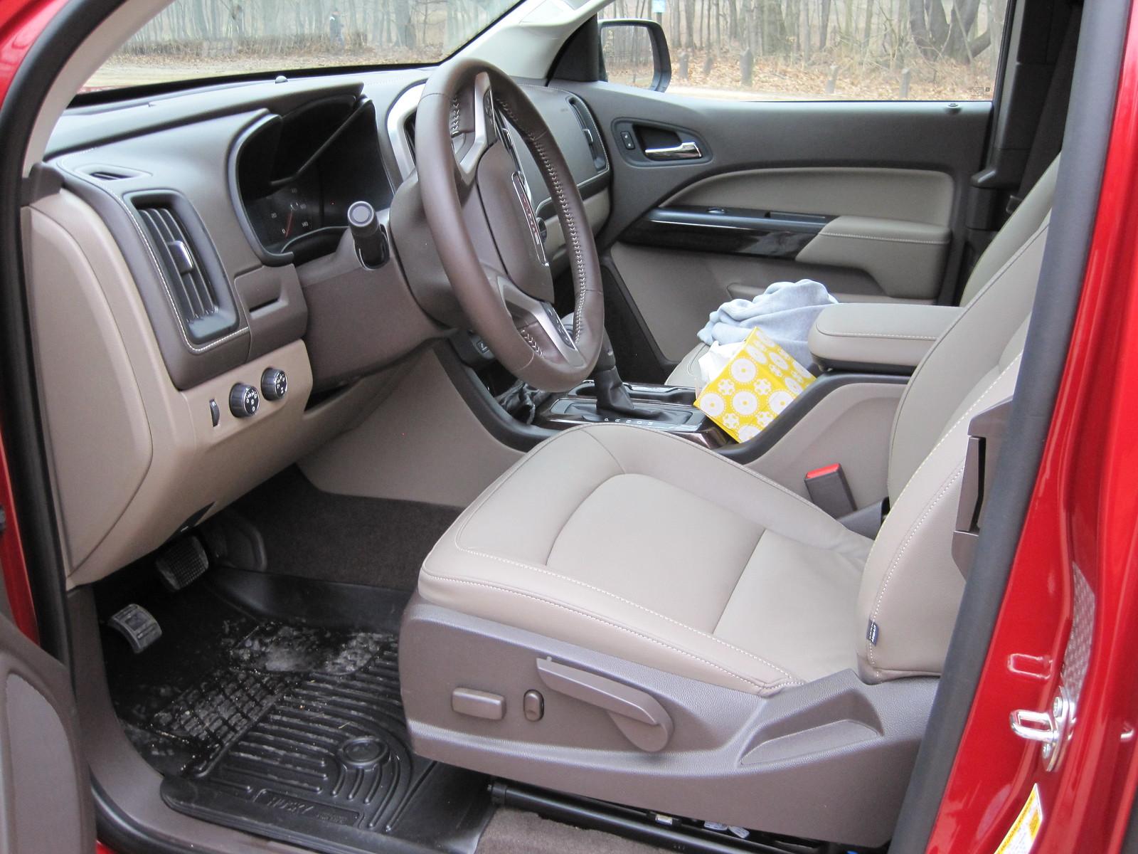 Floor Mat Choices - Cocoa Dune Interior - Chevy Colorado ...