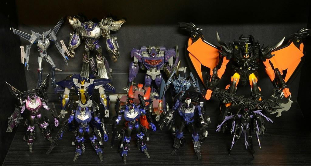 Transformers Prime - Decepticons