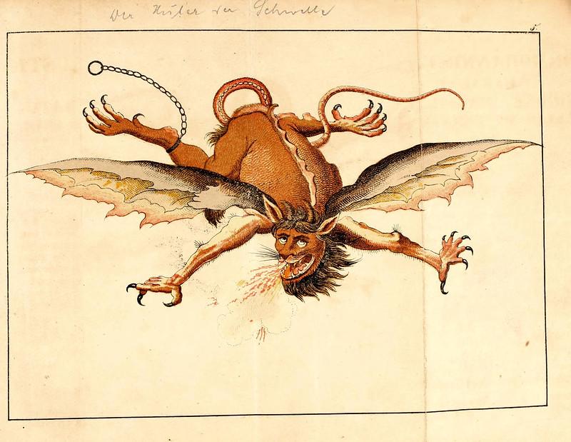 Johann Scheible - Doktor Johannes Faust's Magia naturalis et innaturalis, 1849 (5)