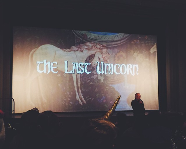 The last unicorn tour
