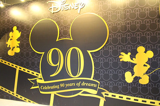 迪士尼90週年特展 (120)