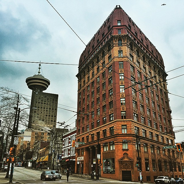The Dominion Building, Cambie & Hastings #gastown #vancouver #streetview #vancity