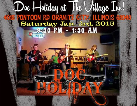Doc Holiday 1-3-15