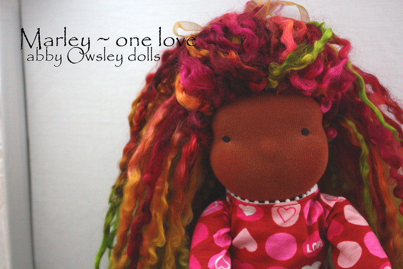 Marley - the one love doll <3