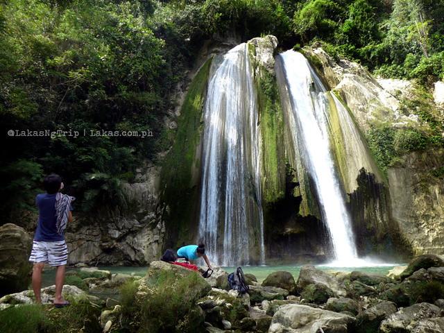 Dodiongan Falls in Iligan City, Philippines