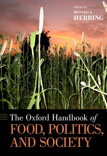 Oxford Handbook of Food, Politics, and Society