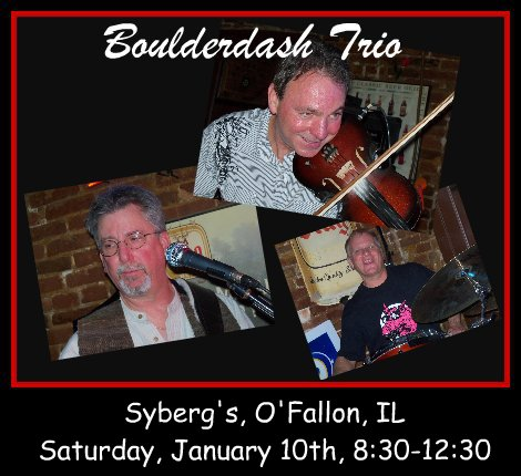 Boulderdash Trio 1-10-15