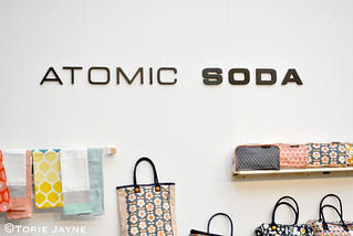 Atomic Soda at Top Drawer 1