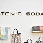 Atomic Soda at Top Drawer 1