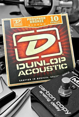 Dunlop Acoustic String