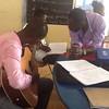 Music Class, accord Ré