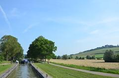 Canal de Bourgogne, écluse Revin 12