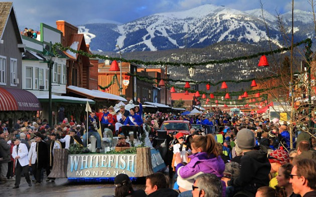 Whitefish Winter Carnival