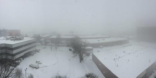 Snowy Merrifield Pano