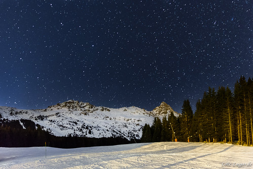 winter mountain snow alps night alpes way landscape star du dent milky meribel courchevel 3valleys burgin saulire canoneos5dmarkiii degryapp