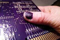 OSHpark nail art