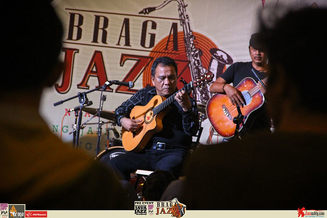 Pre Event Java Jazz Festival 2015 - Braga Jazz Walk Braga CityWalk- Batavicada ft Yeppy Romero and Marcello Allulli (8)