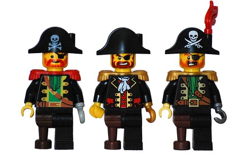 sPic 5 - Captains Minifigs