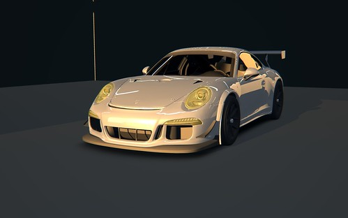 IER Modding Group Porsche 991 GT3 GTA