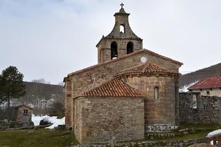 Iglesia de Salcedillo