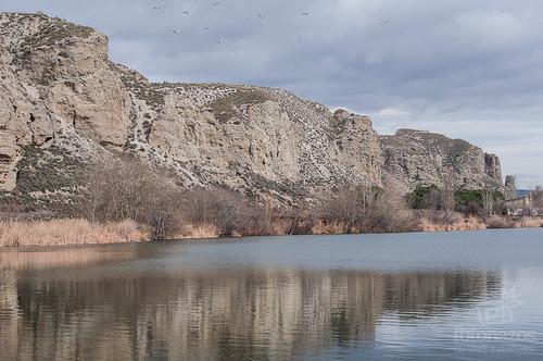 La Laguna del Campillo en Rivas-Vaciamadrid