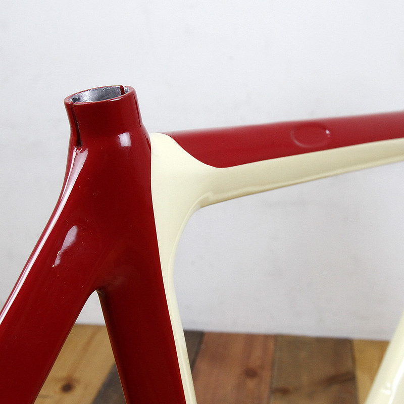CORRATEC R.T.CARBON FRAME SET REPAINT BY SWAMP THINGS
