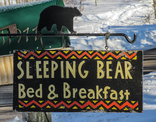 Sleeping Bear Bed and Breakfast, Empire, Michigan