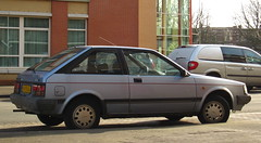 1986 Nissan Cherry 1.3 GL Trend