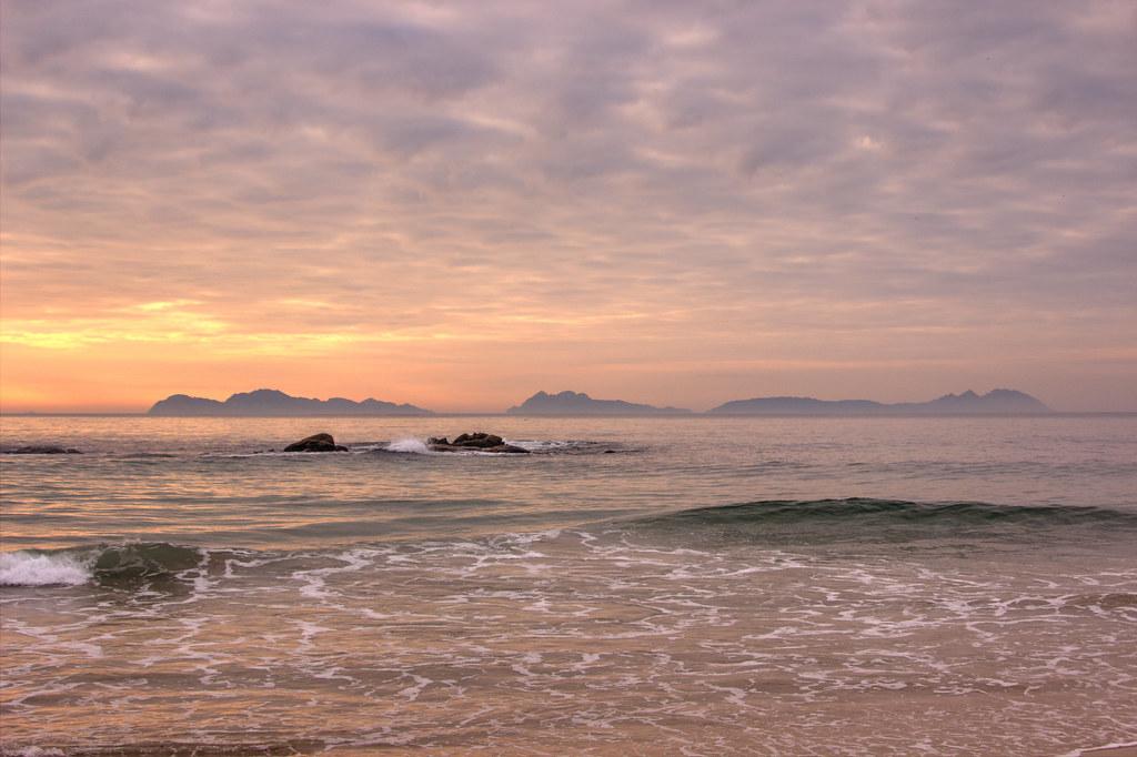 Islas Cies, Vigo