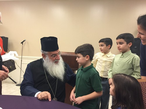 OCMC News - His Eminence Archbishop Makarios, Metropolitan of the Archdiocese of Kenya, Visits the United States