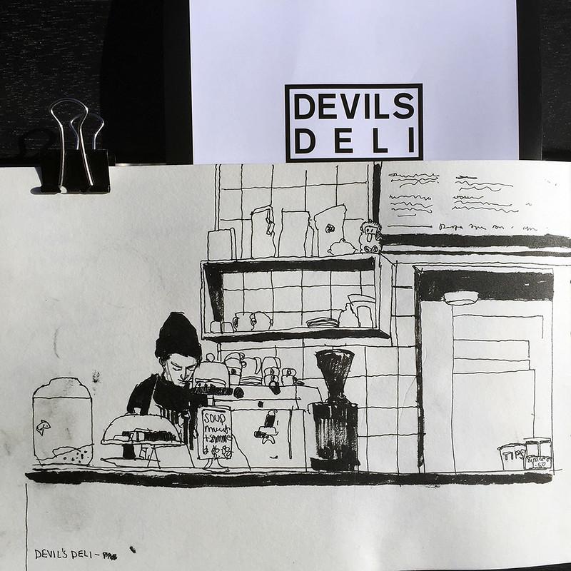 Devil's Deli