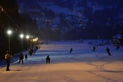 Parádní lyžovačka v Harrachově