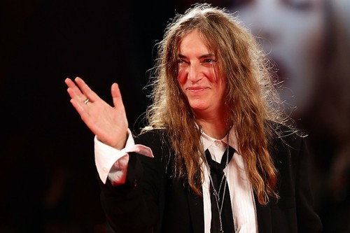 Patti Smith apre Etna in Scena a Zafferana Etnea$