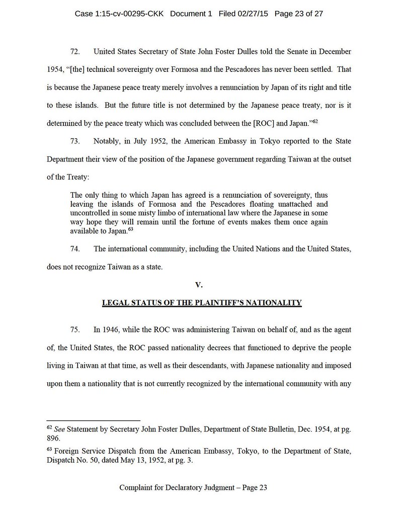Lin v US and ROC File Stamped Complaint_頁面_23