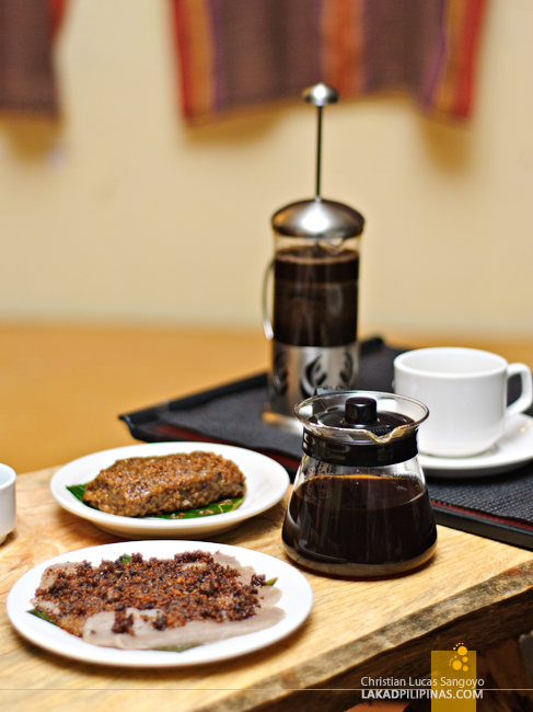 Coffee and Desserts at Cafe Yagam