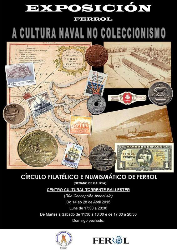"""Exposición""""La Cultura Naval en el Coleccionismo"""". 16723308202_02a7d2feca_c"""