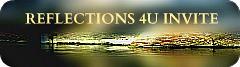 new REFLECTIONS 4U INVITE