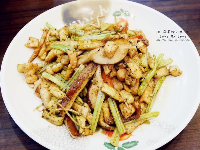 深坑老街素食豆腐餐廳好家園 (3)