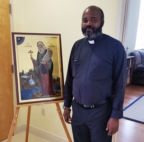 OCMC News - Fr. Maximos from Nigeria Speaks about the Blessing of Orthodox Theological Education
