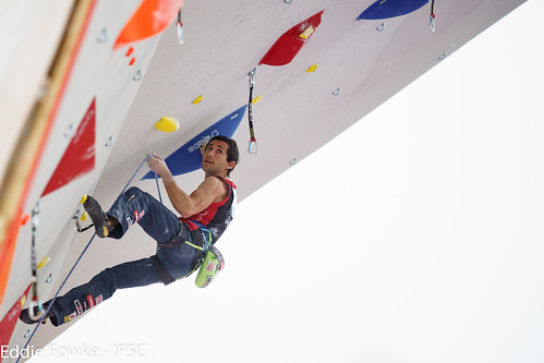 IFSC World Cup Chamonix 2016