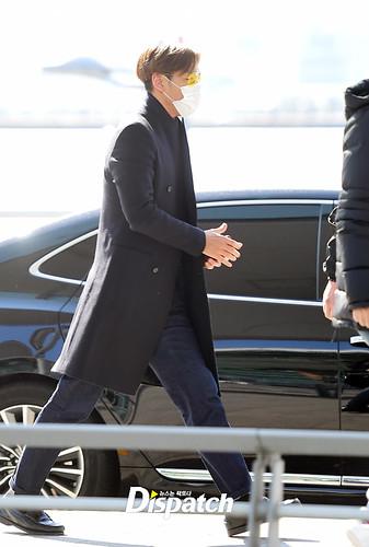 TOP - Incheon Airport - 13mar2015 - Dispatch - 02