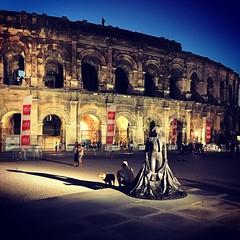 Arène de Nîmes #nîmes #arène