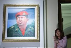 Cristina Fernández viaja a Buenos Aires para asistir a un homenaje a Chávez https://t.co/RowwC6d275 #acn July 30, 2016 at 04:21PM