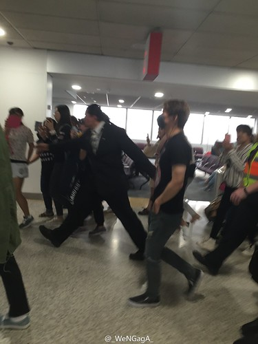 Big Bang - Melbourne Airport - 20oct2015 - _WeNGagA_ - 05